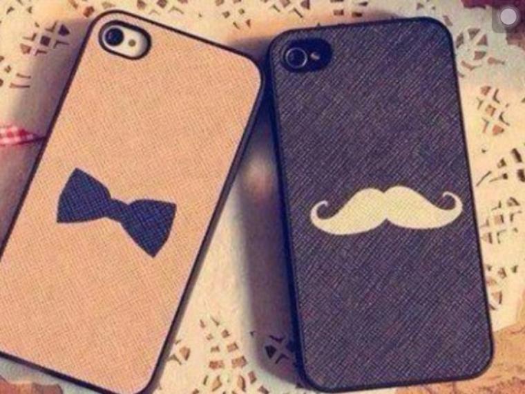 Moustache ..