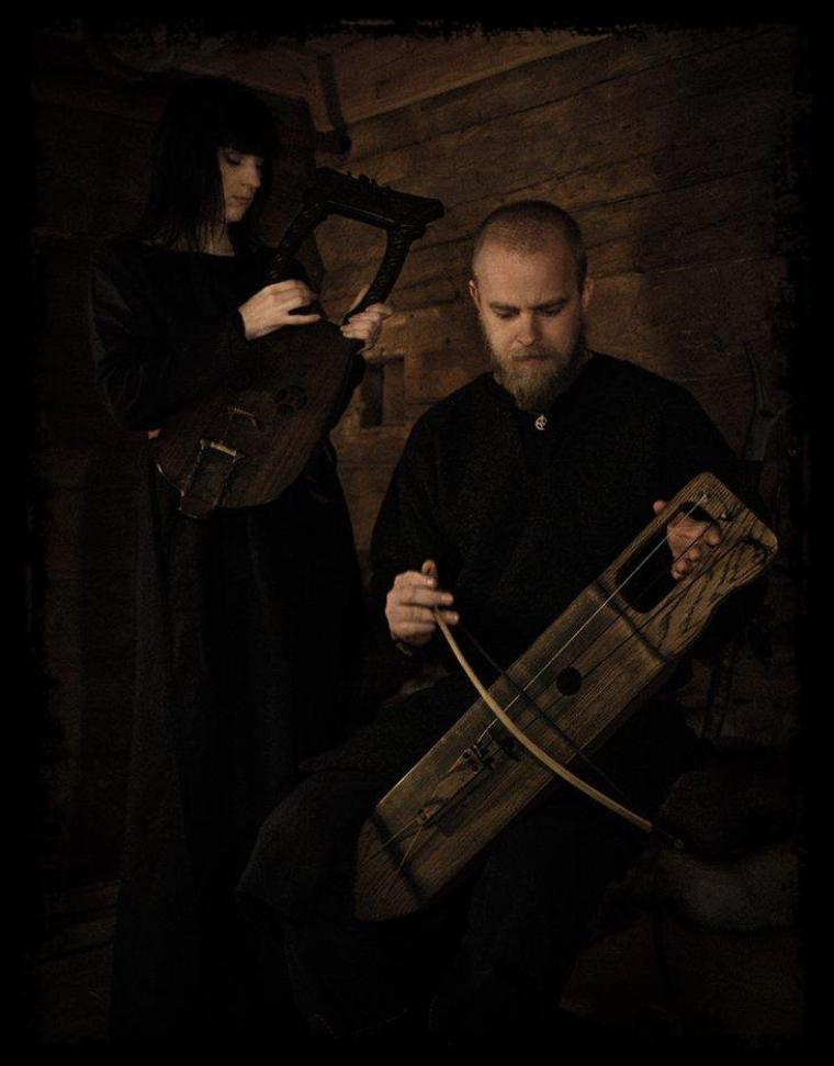 Kvitrafn as in WARDRUNA