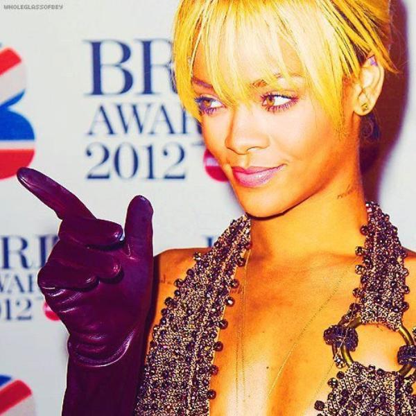 BRIT AWARDS 2012 !