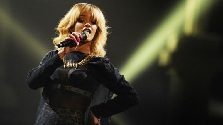 Concert de Rihanna à Montpellier..!