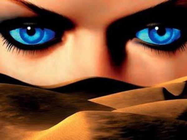 A Ti Olhos Azuis...