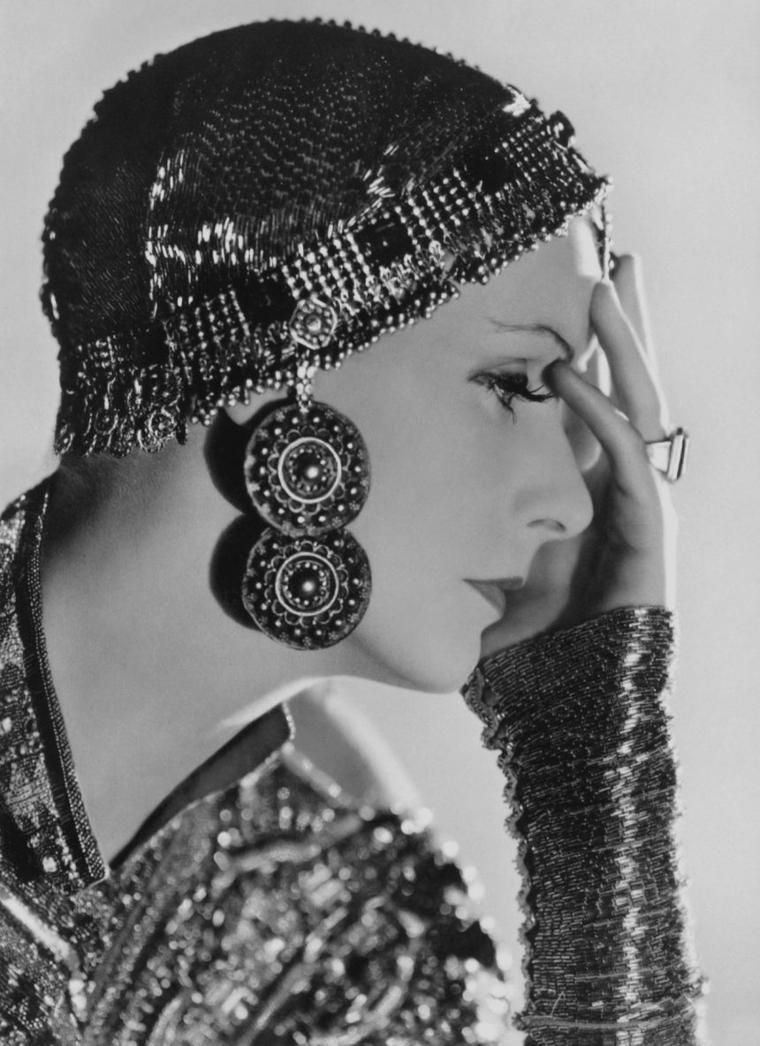 Greta GARBO (18 Septembre 1905 / 15 Avril 1990)