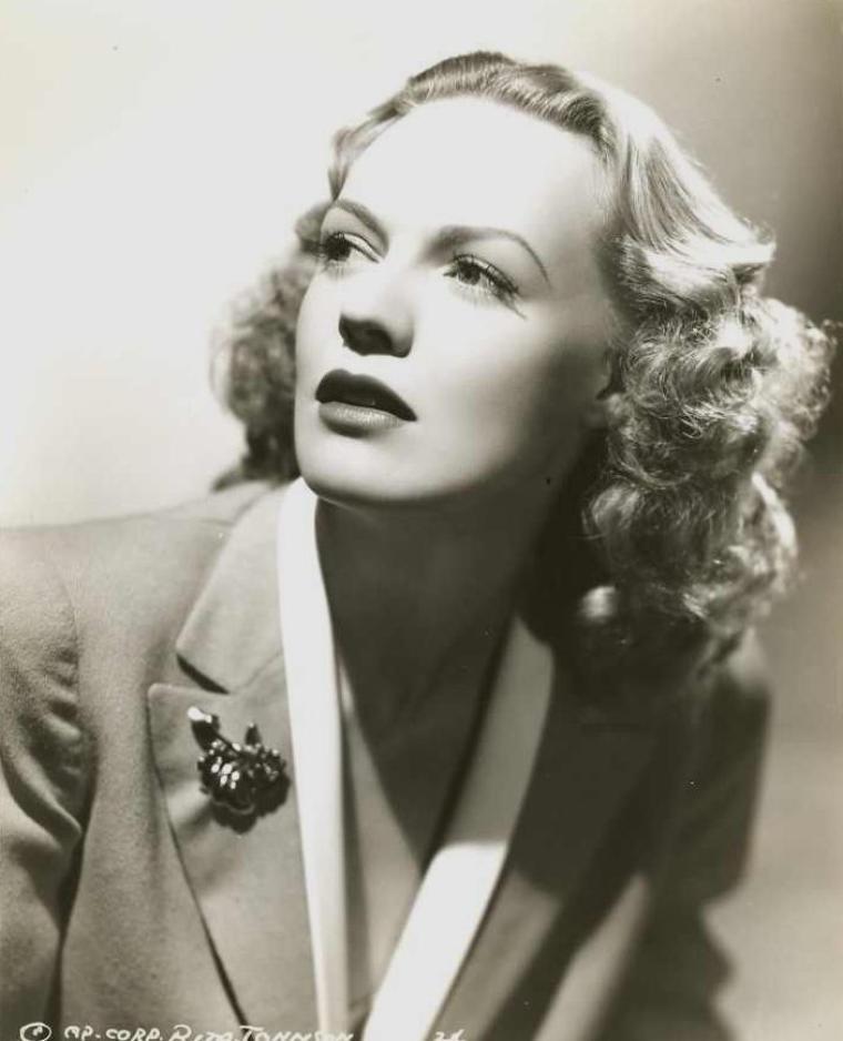 Rita JOHNSON (13 Août 1913 / 31 Octobre 1965)