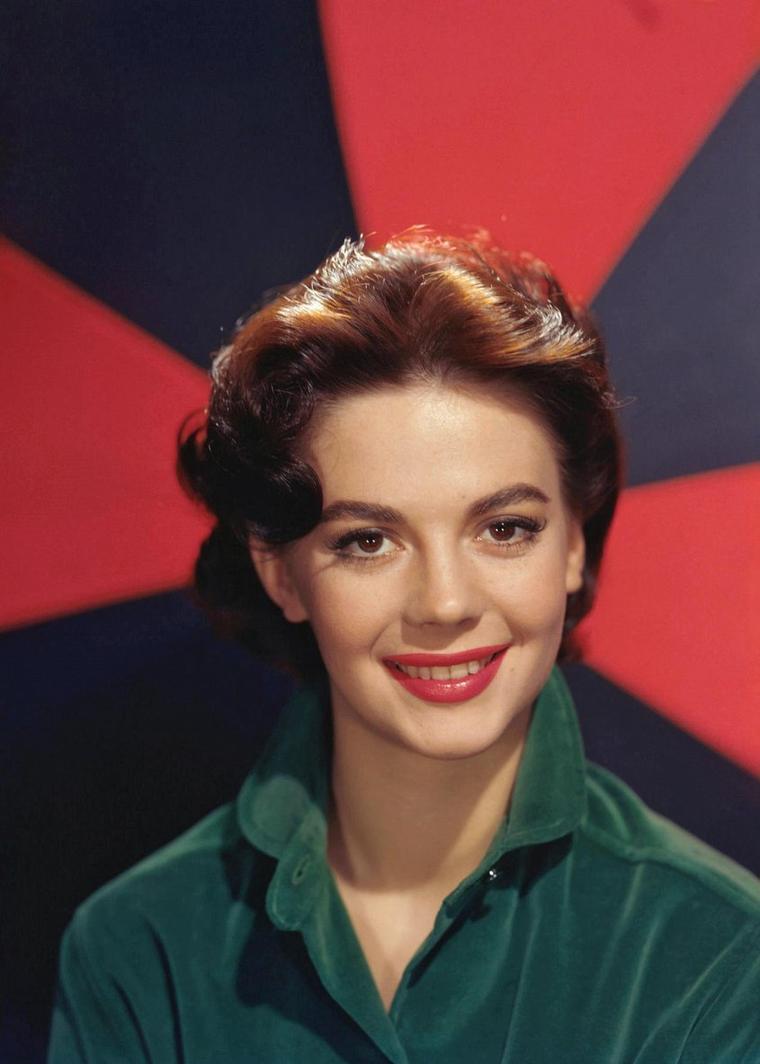 Natalie WOOD (20 Juillet 1938 / 29 Novembre 1981)