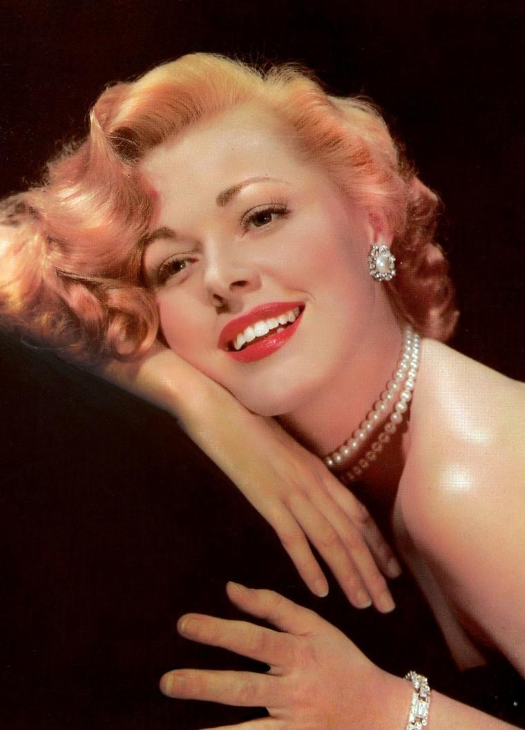 Eleanor PARKER (26 Juin 1922 / 9 Décembre 2013) (photo N.B. 1947)