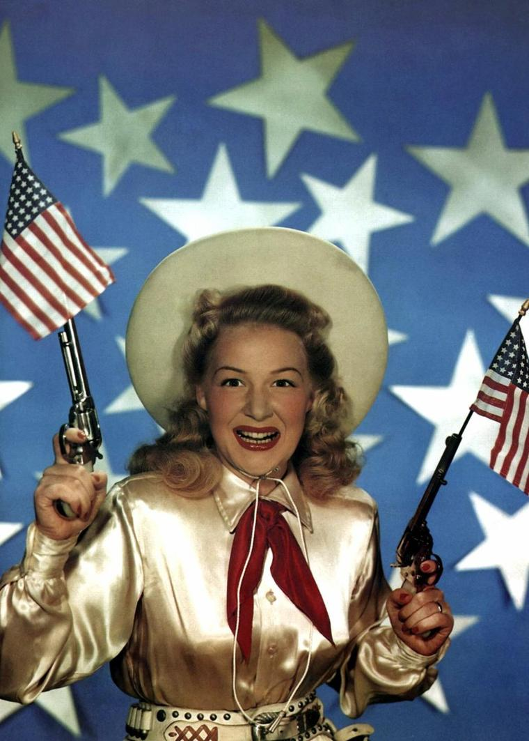 Betty HUTTON (26 Février 1921 / 11 Mars 2007)