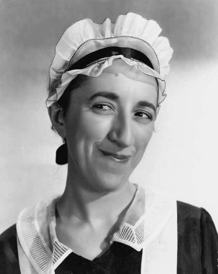 Margaret HAMILTON (9 Décembre 1902 / 16 Mai 1985) (photo sépia 1939)