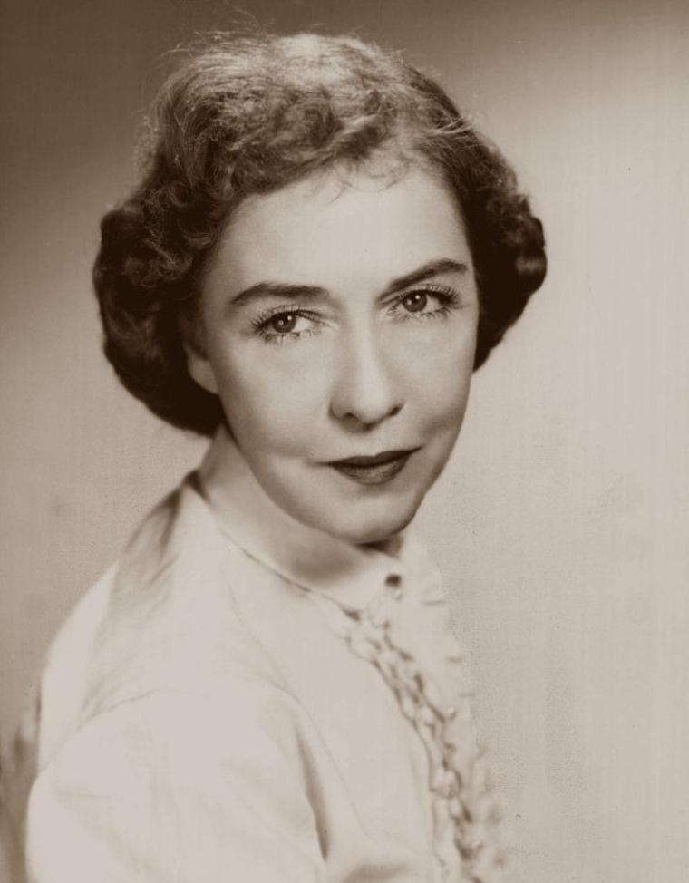 Dorothy GISH (11 Mars 1898 / 4 Juin 1968) (photo sépia 1954)