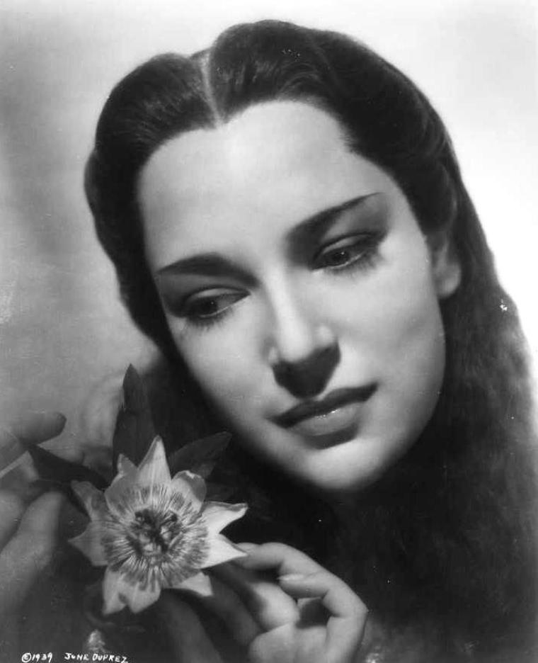 June DUPREZ (14 Mai 1918 / 30 Octobre 1984) (photo N.B. 1939)