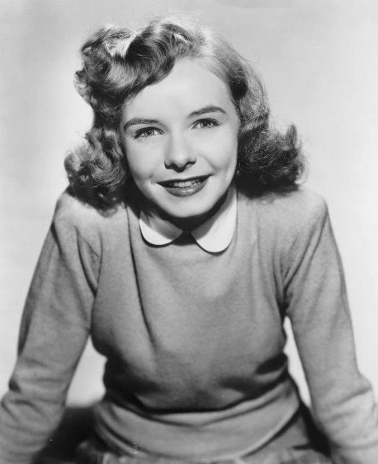 Diana LYNN (7 Octobre 1926 / 18 Décembre 1971)
