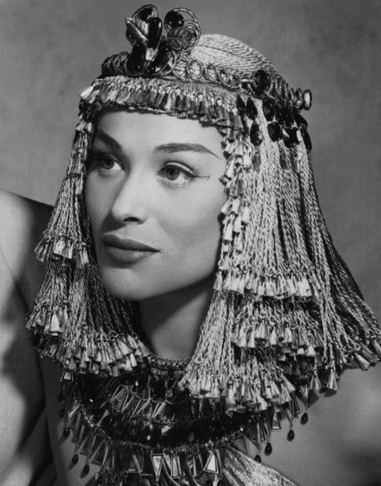 Bella DARVI (23 Octobre 1928 / 17 Septembre 1971)