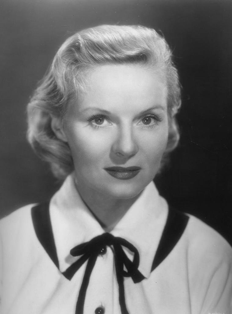 Ann TODD (24 Janvier 1909 / 6 Mai 1993) (photo N.B. 1953)