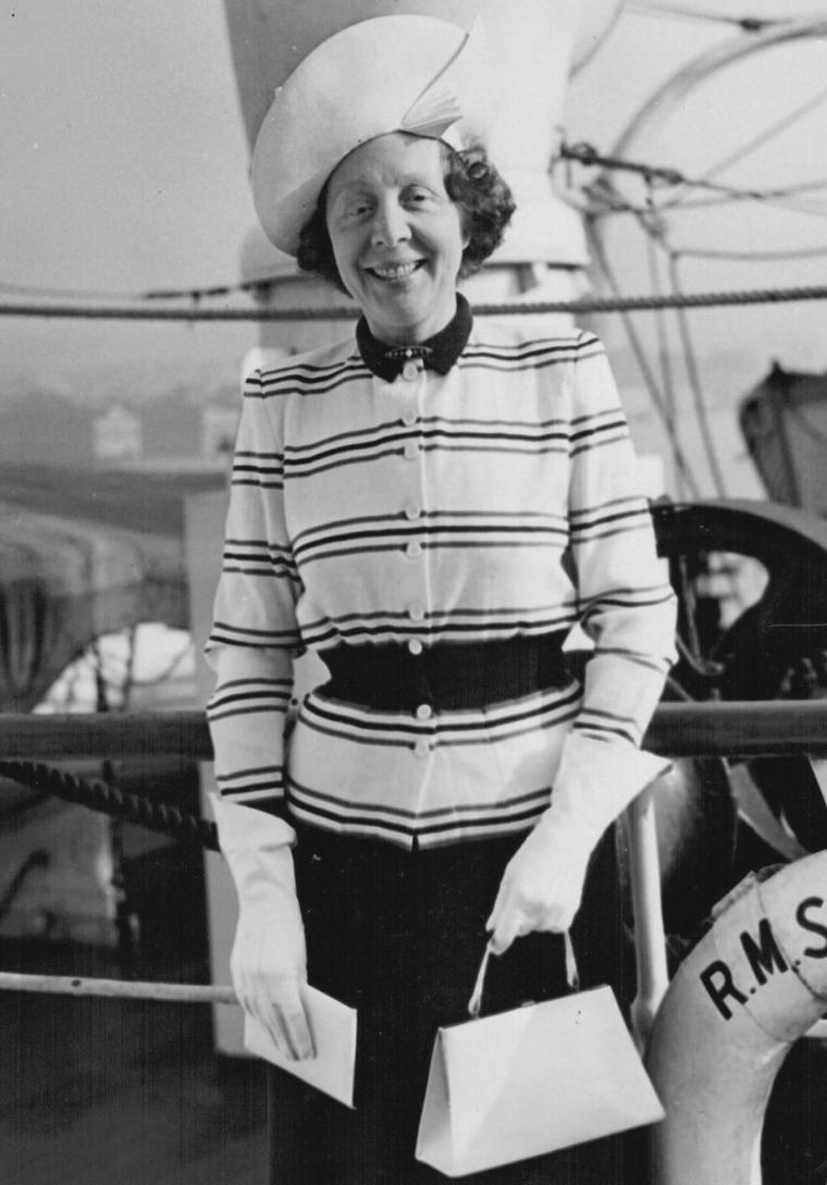 Edith EVANS (8 Février 1888 / 14 Octobre 1976)