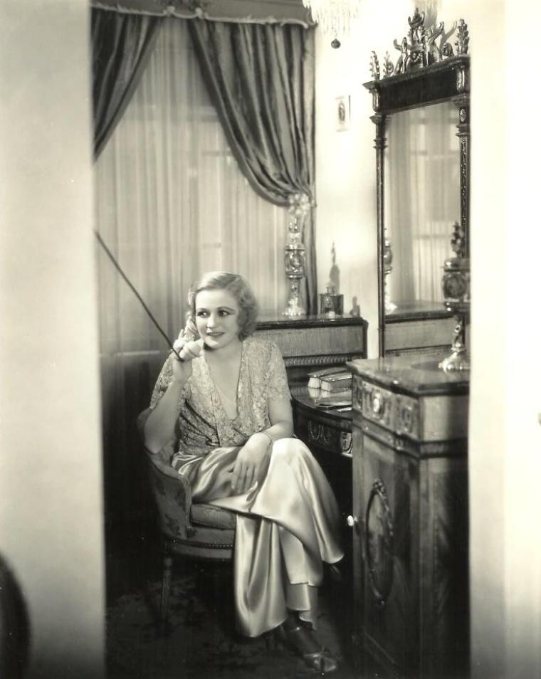 Wynne GIBSON (3 Juillet 1905 / 15 Mai 1987) (photo N.B. 1933)