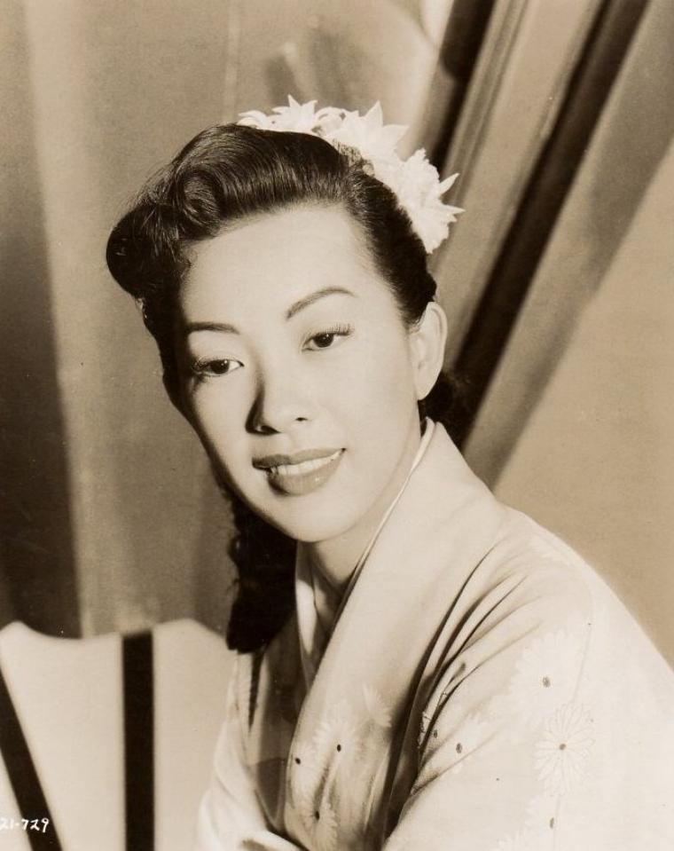 Miiko TAKA (24 Juillet 1925)