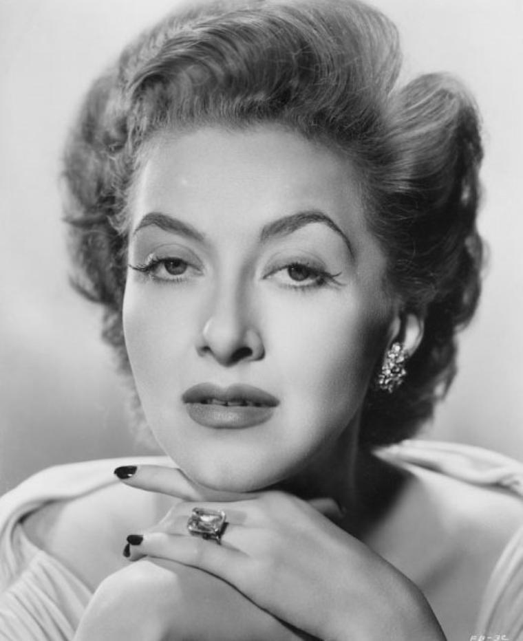 Fay BAKER (31 Janvier 1917 / 8 Décembre 1987) (photo N.B. 1951)