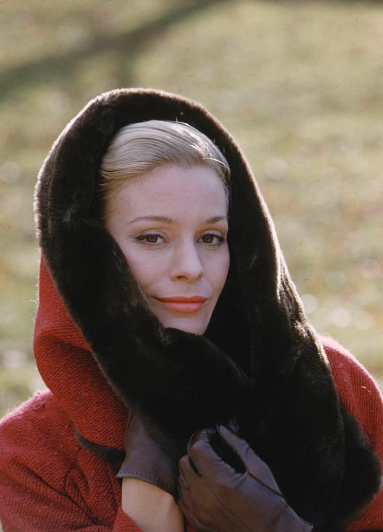 Ingrid THULIN, parfois créditée TULEAN (27 Janvier 1926 / 7 Janvier 2004)