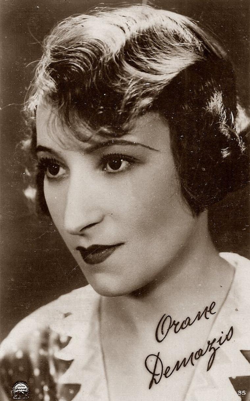 Orane DEMAZIS (4 Septembre 1894 / 25 Décembre 1991)