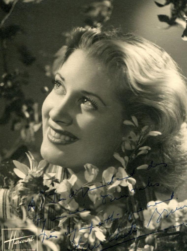 Blanchette BRUNOY (5 Octobre 1915 / 3 Avril 2005)