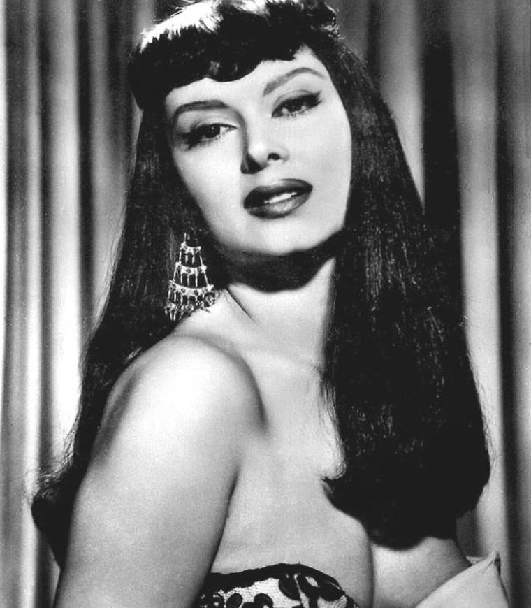 Maria Luisa MANGINI plus connue sous le pseudo de Dorian GRAY (2 Février 1928 / 15 Février 2011)