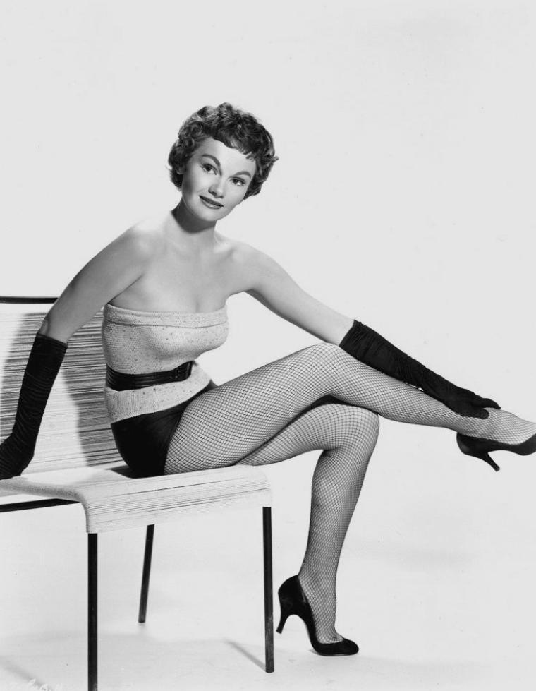 Gloria TALBOTT parfois créditée TALBOT (7 Février 1931 / 19 Septembre 2000)