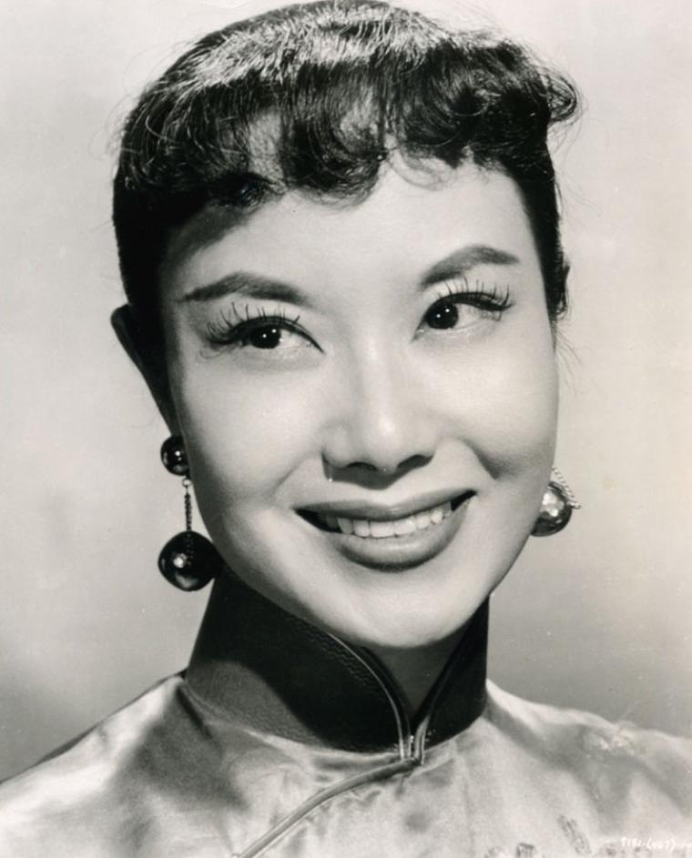 Li LIHUA (17 Août 1924) (photo N.B. 1958)