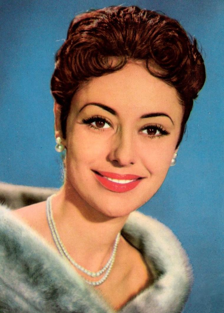 Caterina VALENTE (14 Janvier 1931)