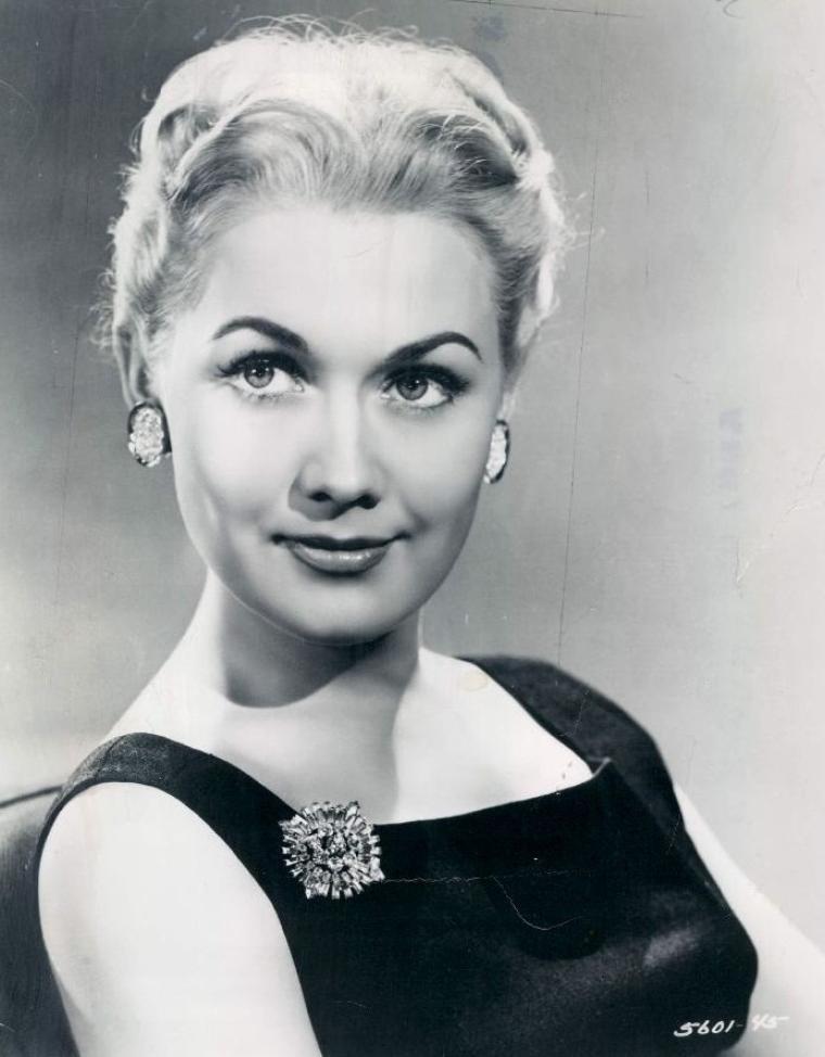 Marcia HENDERSON (22 Juillet 1929 / 23 Novembre 1987) (photo N.B. 1956)