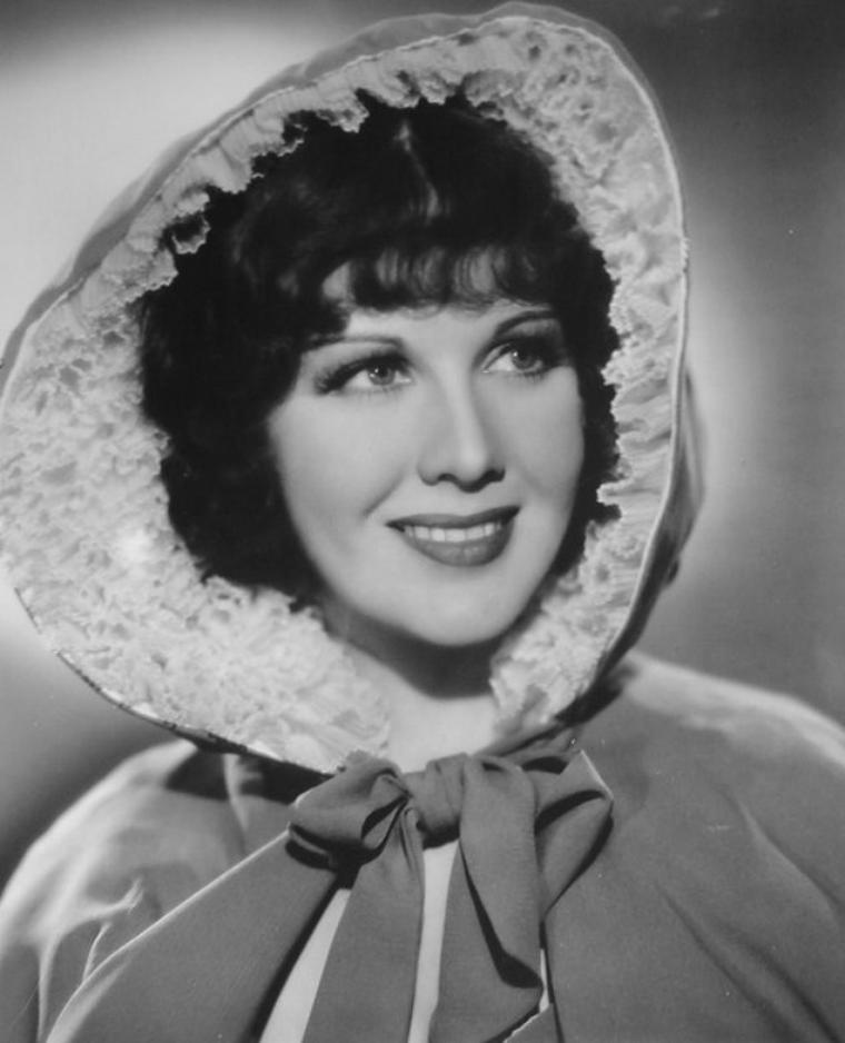 Mary BRIAN (17 Février 1906 / 30 Décembre 2002) (photo N.B. 1935)