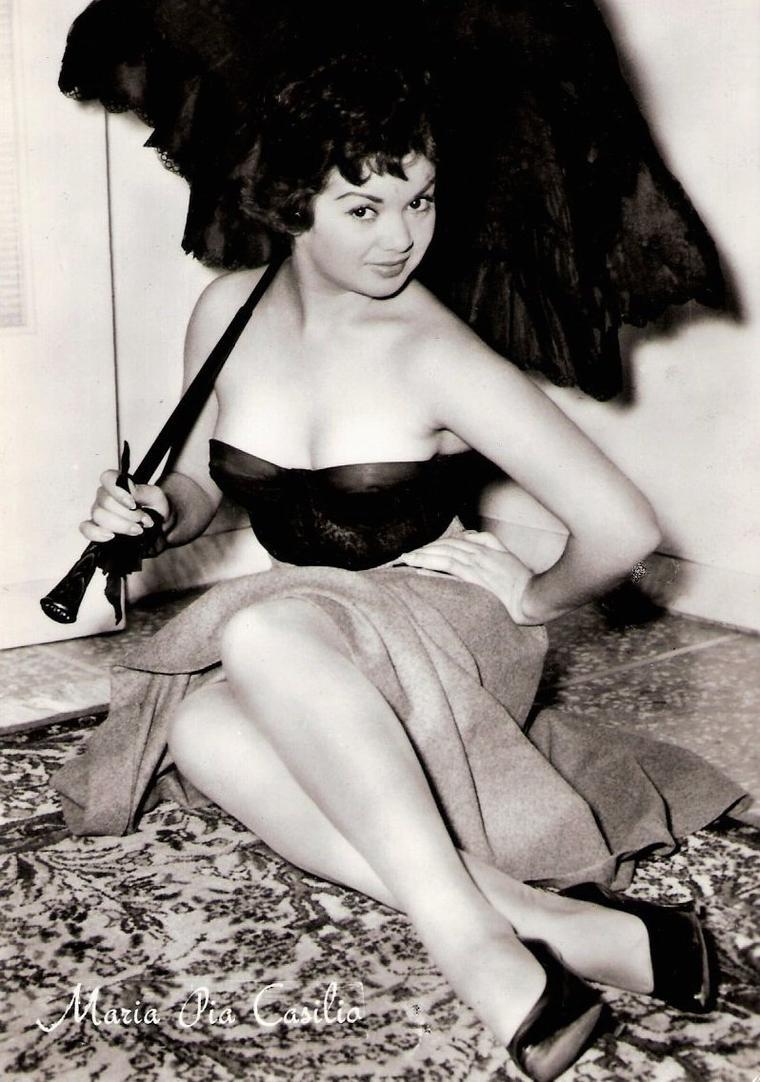 Maria Pia CASILIO (5 Mai 1935 / 10 Avril 2012)