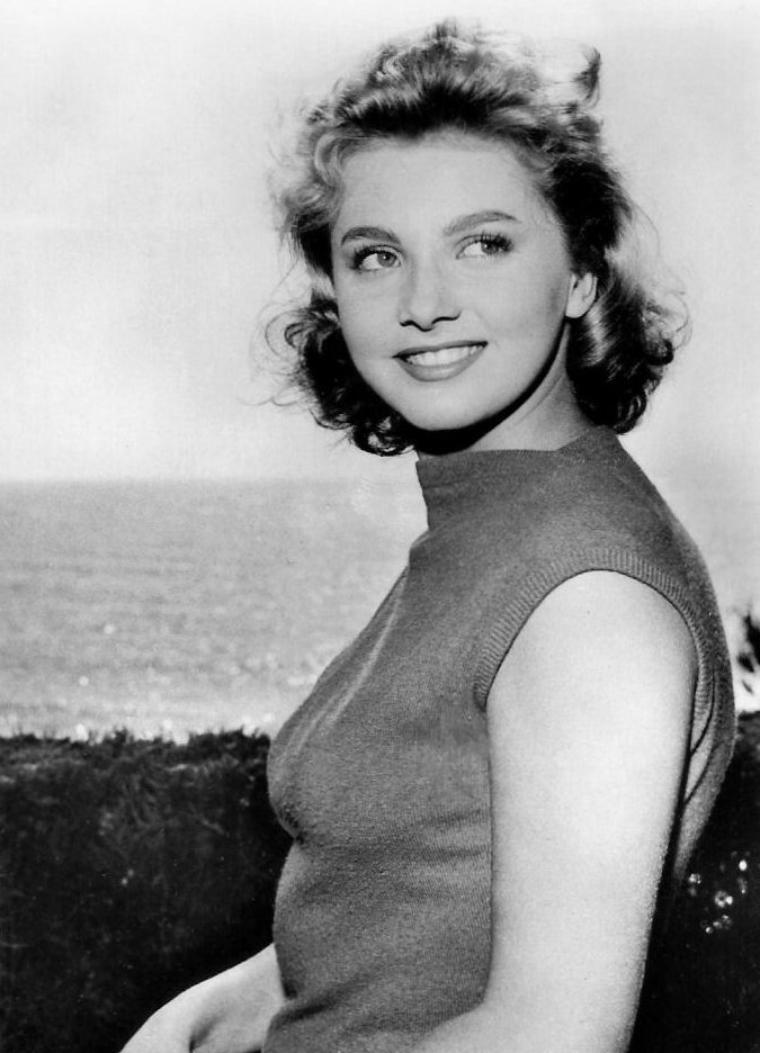 Isabelle COREY (29 Mai 1939 / 6 Février 2011) (photo N.B. 1957)