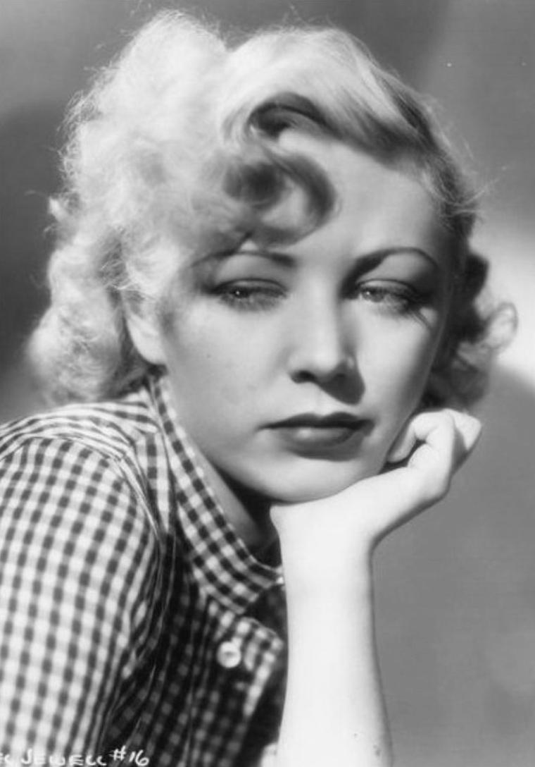 Isabel JEWELL (19 Juillet 1907 / 5 Avril 1972)