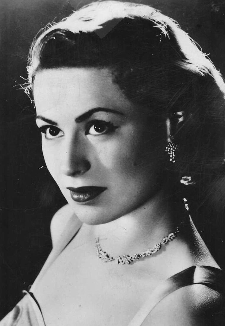 Lia AMANDA (2 Septembre 1932)