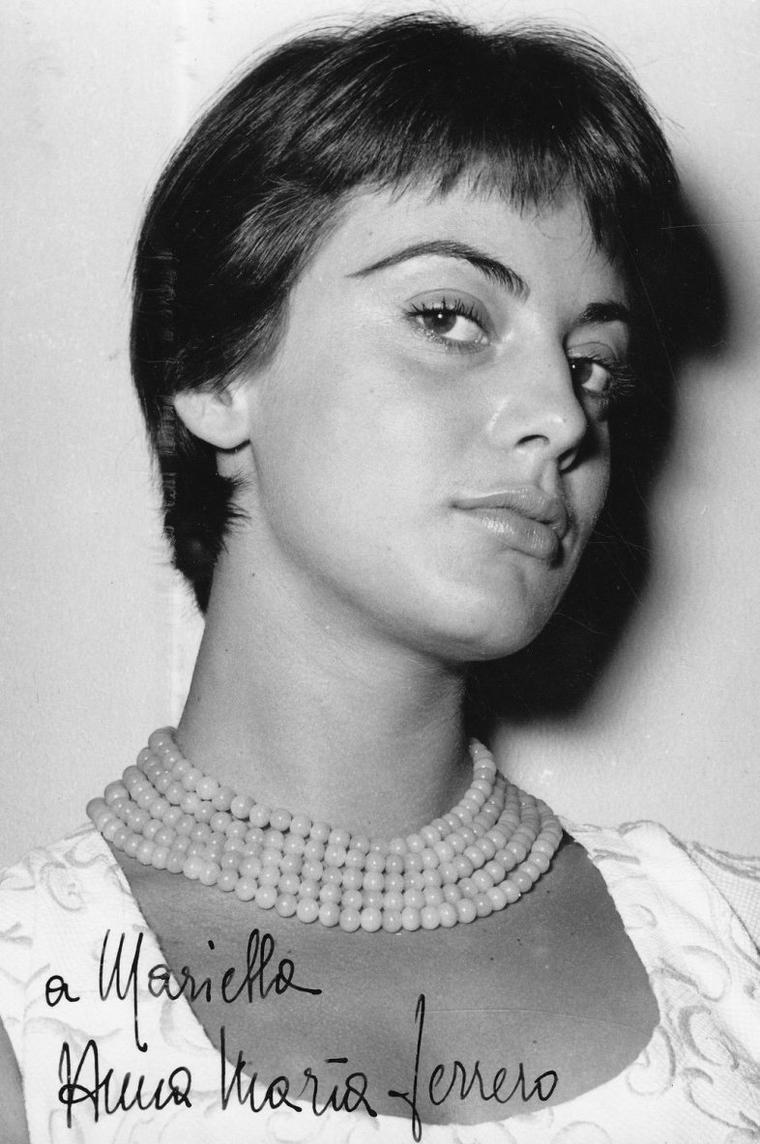 Anna Maria FERRERO (18 Février 1934)