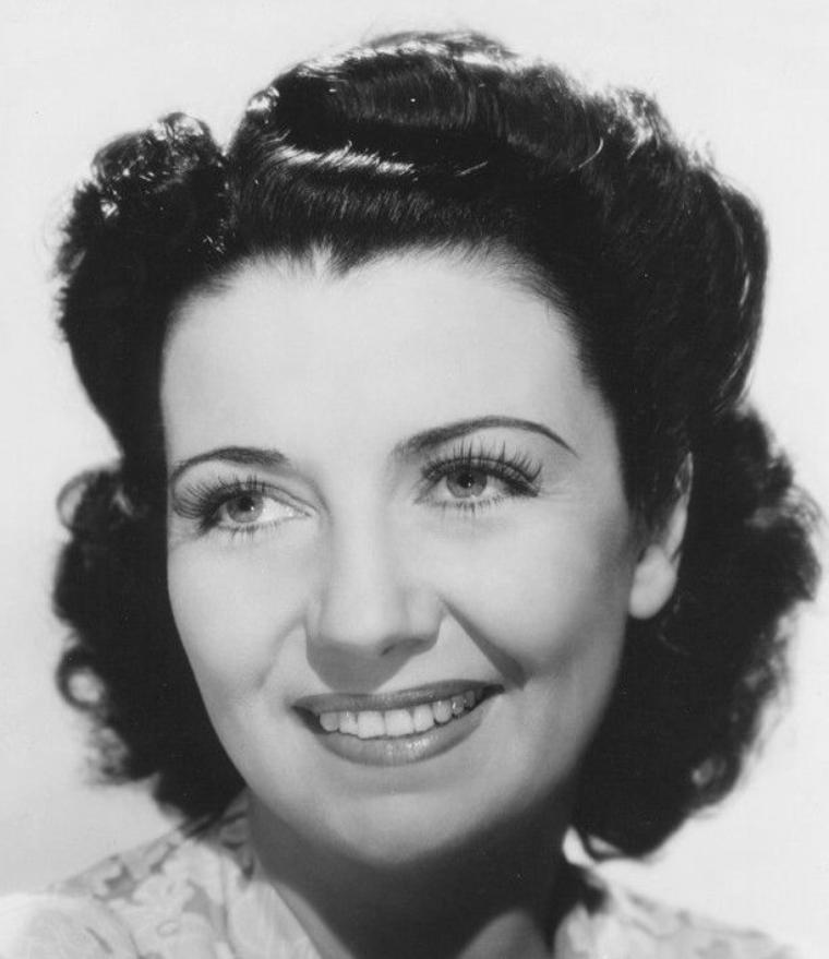 Barbara Jo ALLEN aussi connue sous le pseudo de Vera VAGUE (2 Septembre 1906 / 14 Septembre 1974)