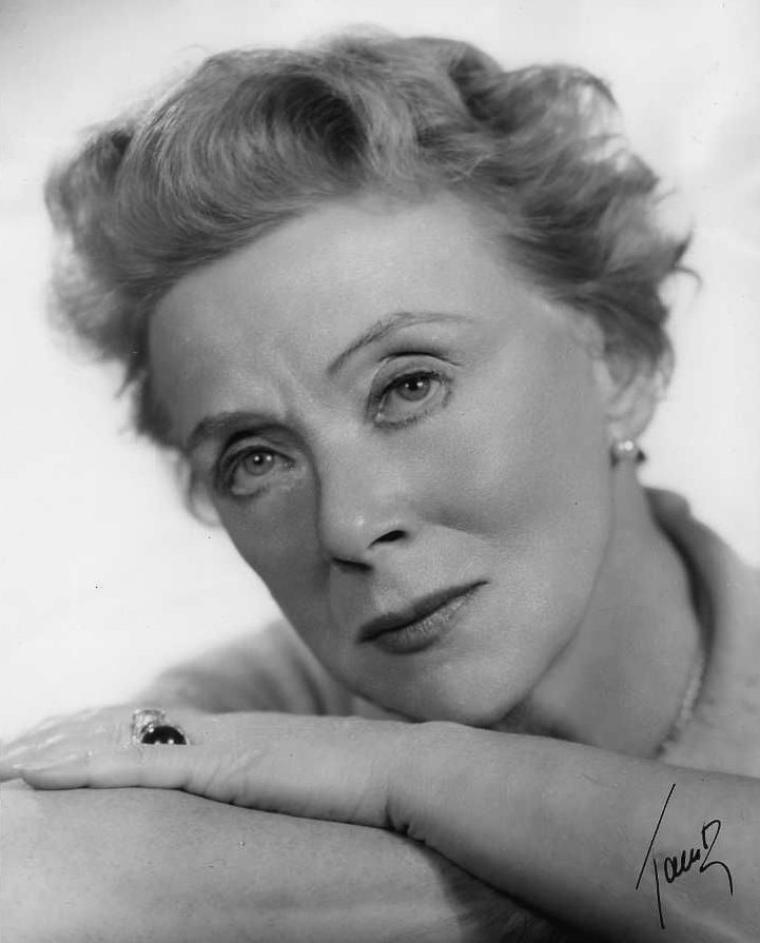 Eugenie LEONTOVICH (21 Mars 1900 / 3 Avril 1993)