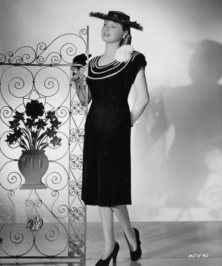 Jane HARKER aussi connue sous le pseudo de Mary Jane HARKER (1er Août 1922 / 21 Juillet 2000)