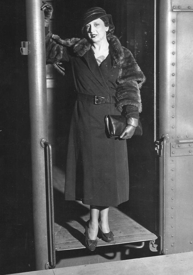 Estelle TAYLOR (20 Mai 1894 / 15 Avril 1958)