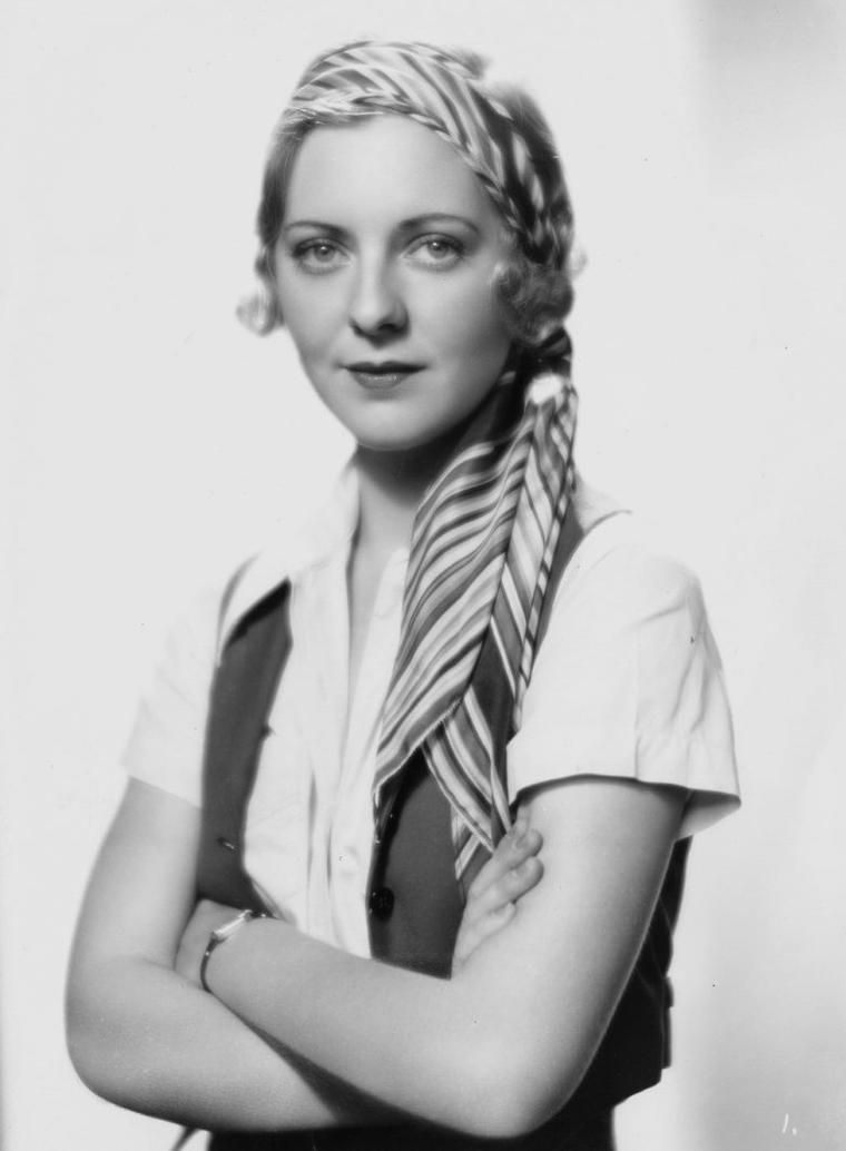 Judith BARRIE (6 Août 1907 / 9 Janvier 1991)