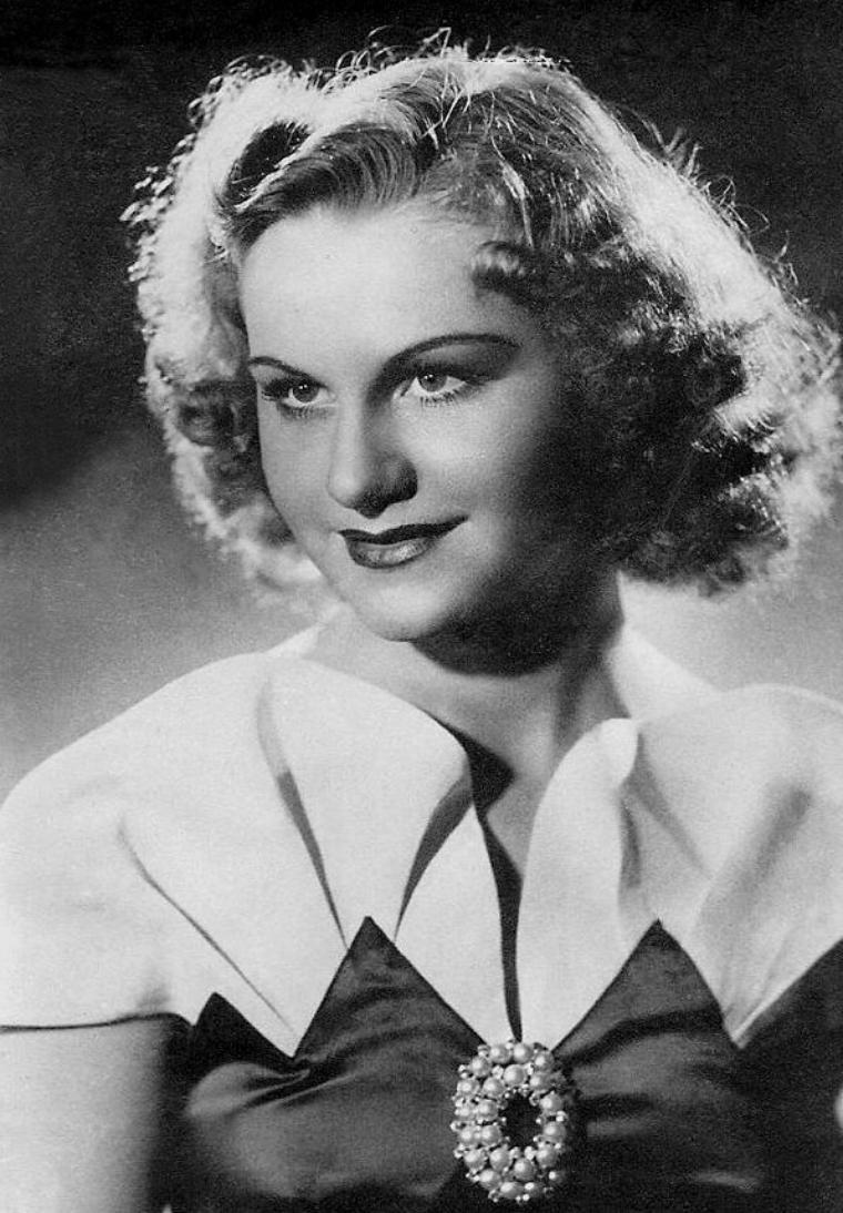 Irène DE TREBERT (6 Février 1921 / 13 Mai 1996)