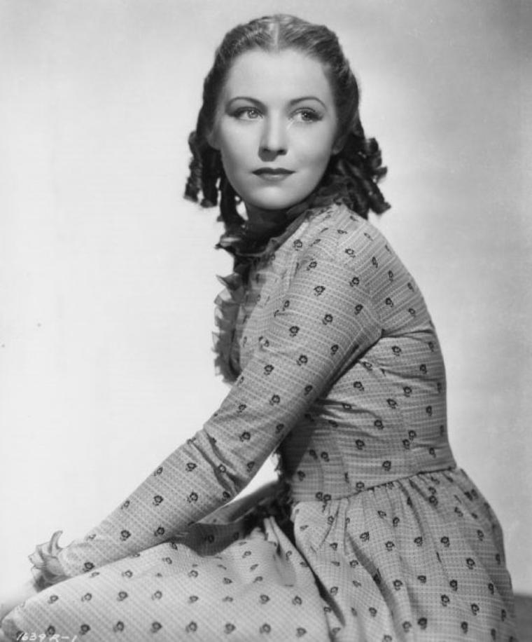Helen BURGESS (26 Avril 1916 / 7 Avril 1937)