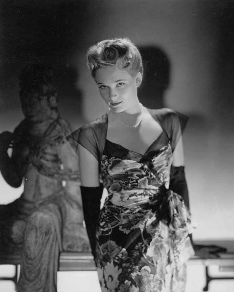 Constance DOWLING (24 Juillet 1920 / 28 Octobre 1969)