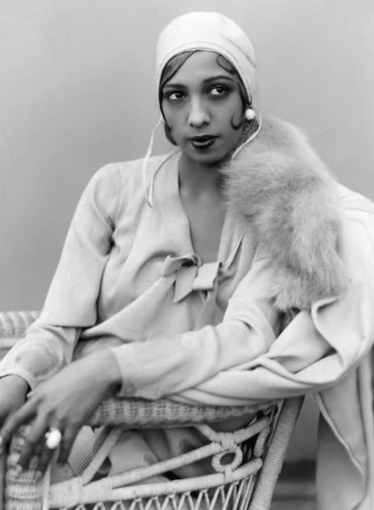 Joséphine BAKER (3 Juin 1906 / 12 Avril 1975)