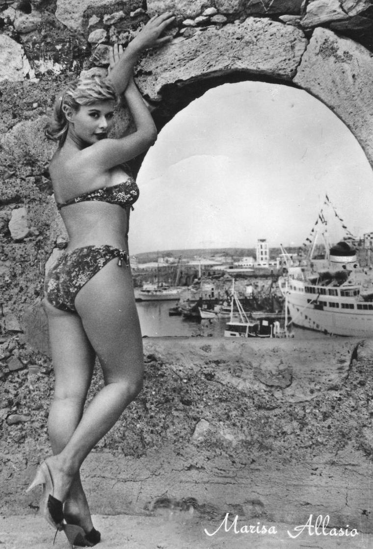 Marisa ALLASIO (17 Juillet 1936)