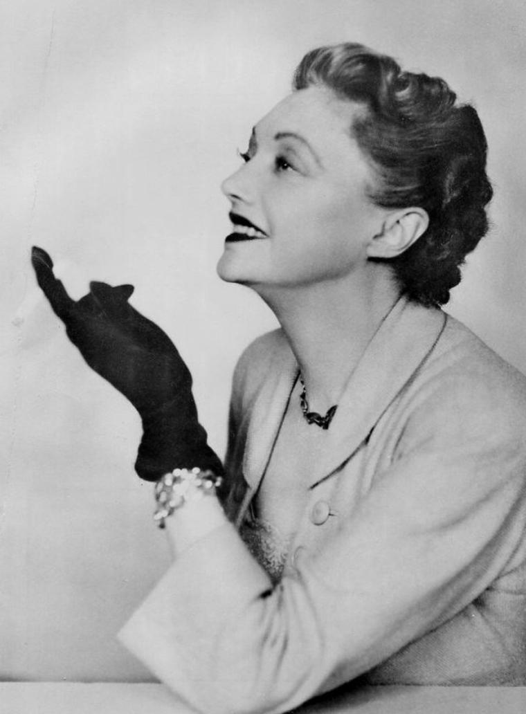 Katharine CORNELL (16 Février 1893 / 9 Juin 1974)