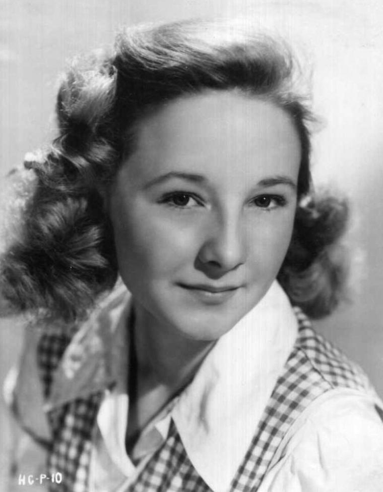 Joan DOWLING (6 Janvier 1928 / 31 Mars 1954)
