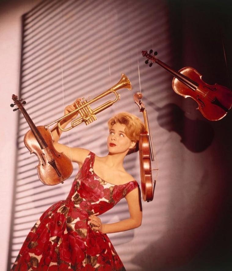 "Cornelia dite ""Conny"" FROBOESS (28 Octobre 1943)"