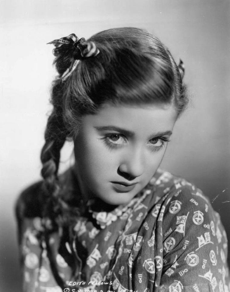 Edith FELLOWS (20 Mai 1923 / 26 Juin 2011)