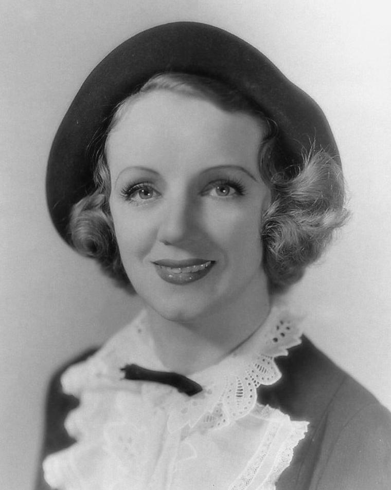 Inez COURTNEY (12 Mars 1908 / 5 Avril 1975)