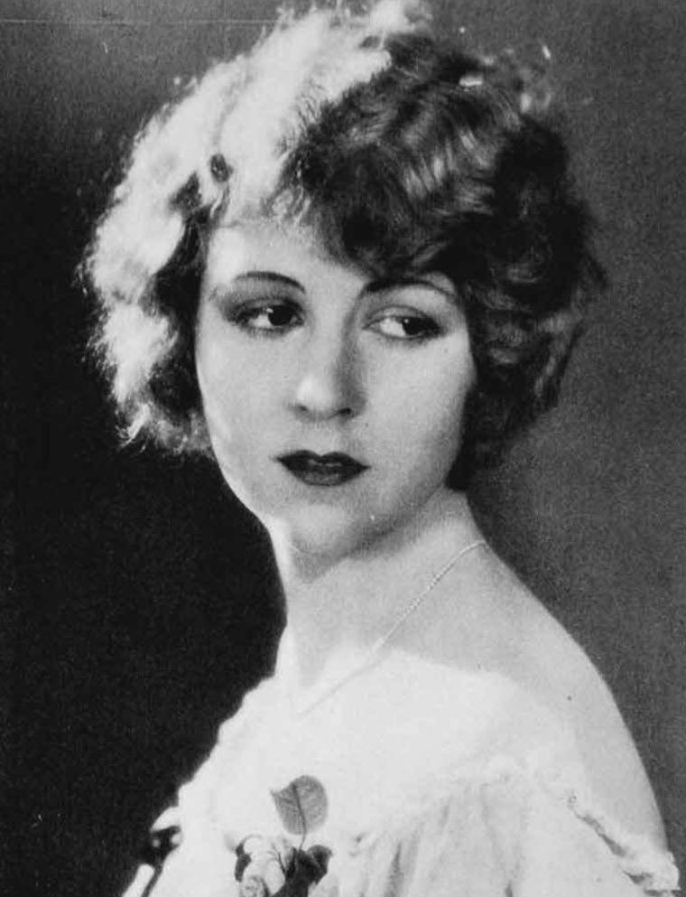 "Mary McALLISTER surnommée ""Little"" Mary McALLISTER (27 Mai 1909 / 1er Mai 1991)"